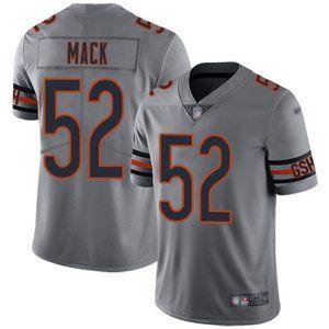 Bears #52 Khalil Mack Jersey